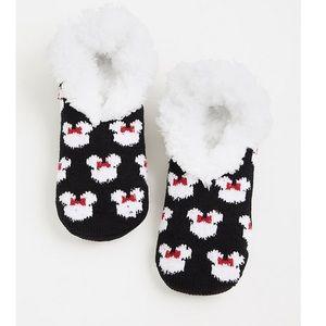TORRID, Disney's Minnie Mouse slipper socks!